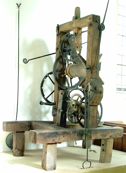 Felmersham Church Clock And Bells